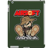 Airsoft Babies Assassin iPad Case/Skin