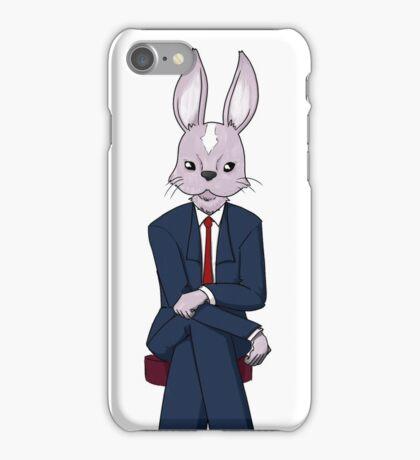 Office Bunny iPhone Case/Skin