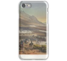 Battle of Cerro Gordo ,Battle of Cerro Gordo (April ) Nebel Mexican iPhone Case/Skin