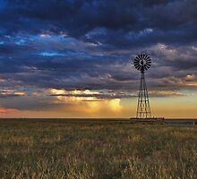 Windmill Eastern Colorado #2 by johnny gomez