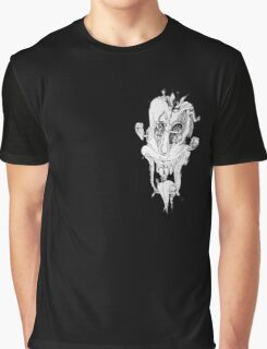 The Psychedelic Clown Graphic T-Shirt