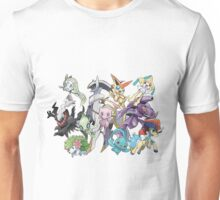 Poke Group - Legendary Unisex T-Shirt