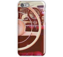 Mercedes 220SE Coupe iPhone Case/Skin