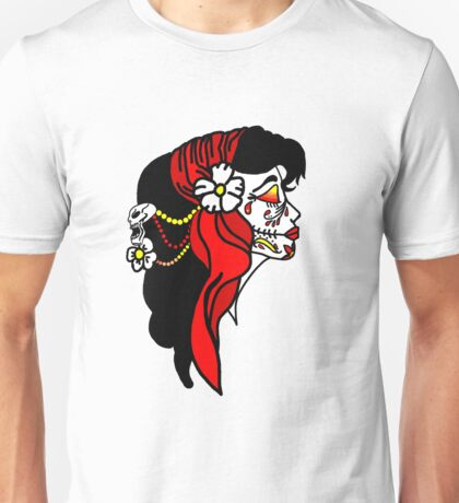 Voodoo Queen Unisex T-Shirt