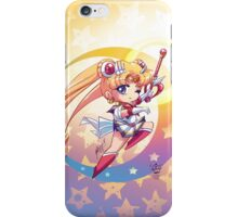 Chibi Super Sailor Moon iPhone Case/Skin