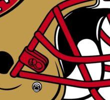 san francisco 49ers  Sticker