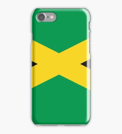 Jamaican Flag If you like, please purchase, try a cell phone cover thanks iPhone Case/Skin