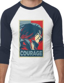Courage! Trunks Men's Baseball ¾ T-Shirt