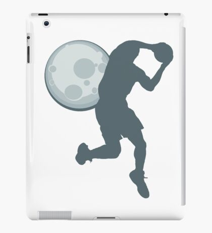 Ball at Night #2 iPad Case/Skin