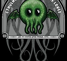 Cthulhu Only Wants to Be Loved by Jonathon Fowler