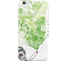 Smooke Doodle iPhone Case/Skin