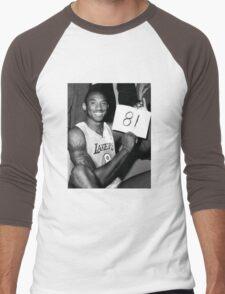 Kobe Men's Baseball ¾ T-Shirt