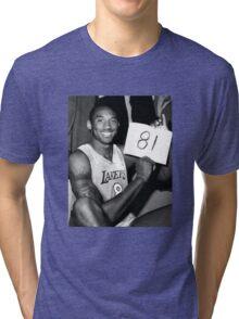 Kobe Tri-blend T-Shirt
