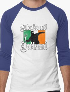 Defend Ireland (Vintage Distressed Design) T-Shirt