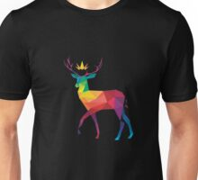 The Crowned Stag T-shirt Unisex T-Shirt
