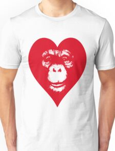Everything's More Gratuitous With Monkeys! Unisex T-Shirt