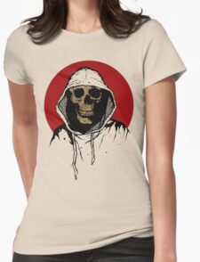 Skullboy Returns Womens Fitted T-Shirt