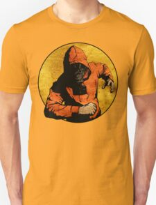 He Dodged Here And There.... T-Shirt