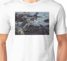 CHASING A RED HERRING..? Unisex T-Shirt