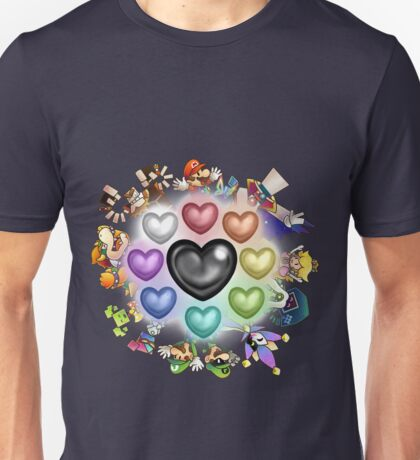 Super Paper Mario Unisex T-Shirt