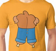 Denim Chicken Unisex T-Shirt