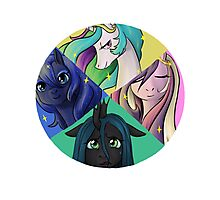 My Little Pony: One Out Photographic Print