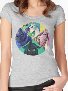 My Little Pony: One Out Women's Fitted Scoop T-Shirt