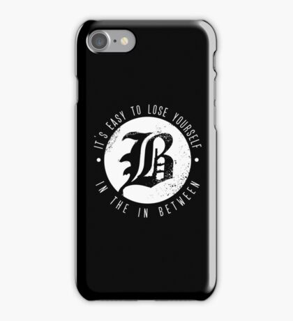 Beartooth In Between iPhone Case/Skin