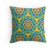 Always a Season for Sunflowers_ReImaged #14 Throw Pillow