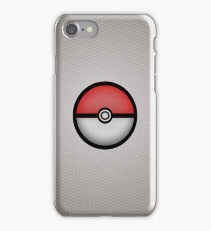 Poke-Ball iPhone Case/Skin