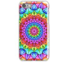 Marker Mandala iPhone Case/Skin