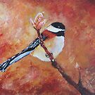 It's a Chickadee by Robin Monroe