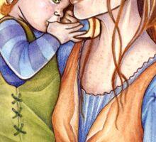 Mother's Love II Sticker