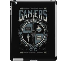 Gamers  iPad Case/Skin