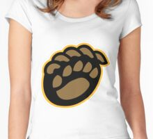 Bear Paw! Women's Fitted Scoop T-Shirt