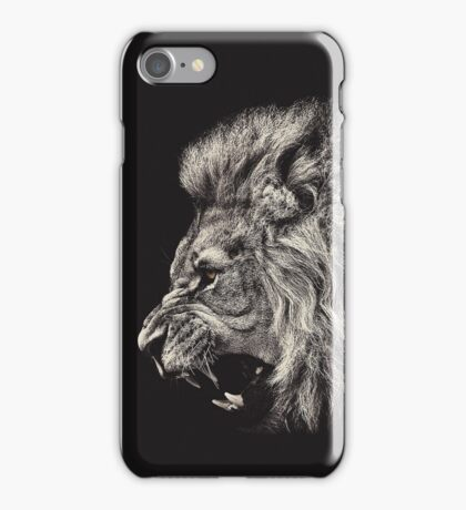 Roaring Lion iPhone Case/Skin