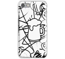 Oktoberfest Abstract iPhone Case/Skin