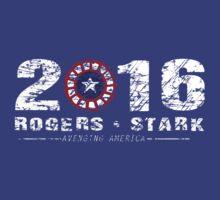 Stark & Rogers: 2016 by supernate77