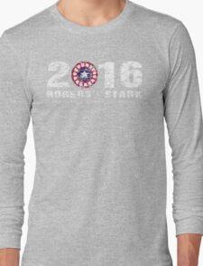 Stark & Rogers: 2016 Long Sleeve T-Shirt