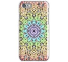 Pastel Mandala iPhone Case/Skin