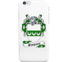 Sumpson (Udoch) iPhone Case/Skin