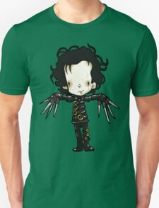 Edward with the hands of Scissors Unisex T-Shirt