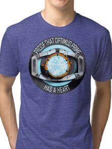 Heart of Leadership Tri-blend T-Shirt