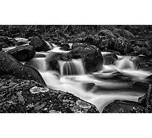 Aqua Mystic  Photographic Print