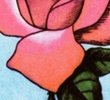 la rosa Sticker