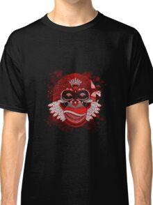 Pattern Monkey New Year's Eve Vector Art Classic T-Shirt