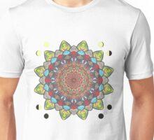 SUN MOON MANDALA Unisex T-Shirt