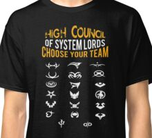 High Council of System Lords Classic T-Shirt