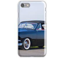 1951 Ford Convertible 'Mild Custom' iPhone Case/Skin