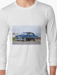1951 Ford Convertible 'Mild Custom' Long Sleeve T-Shirt